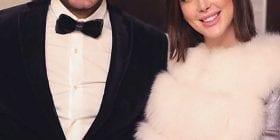 بالصور– شاهدوا كيف كان شكل زوجة تامر حسني قبل عمليات التجميل.. لن تصدقوا !
