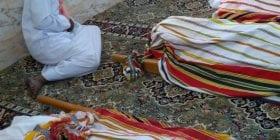 بالصور- فاجعة في السعودية.. حادث مرور يودي بحياة ستة أشقاء وأمهم