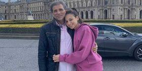 مايا يوسف ابنة المخرج خالد يوسف تخطف الانظار في عيد ميلادها الـ 16