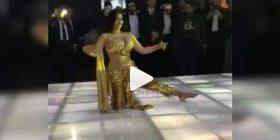 شاهد.. صافيناز تعبر عن اشتياقها للرقص بهذا الفيديو!
