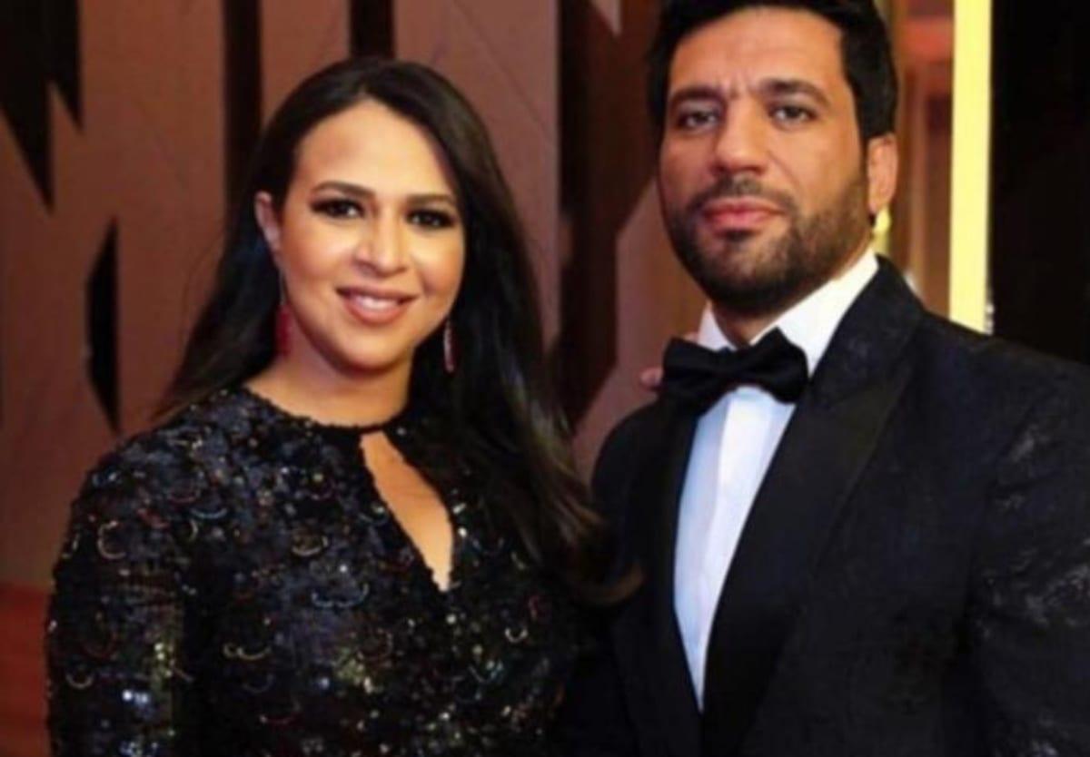 رد فعل طريف لحسن الرداد لحظة سؤاله عن زوجته الأولى قبل إيمي سمير غانم! (شاهد)