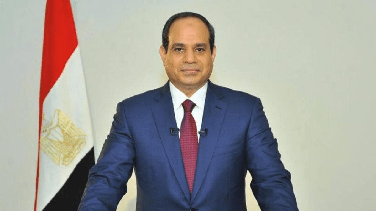 """عبد الفتاح السيسي : """" سنعطي كل مواطن شقة """""""