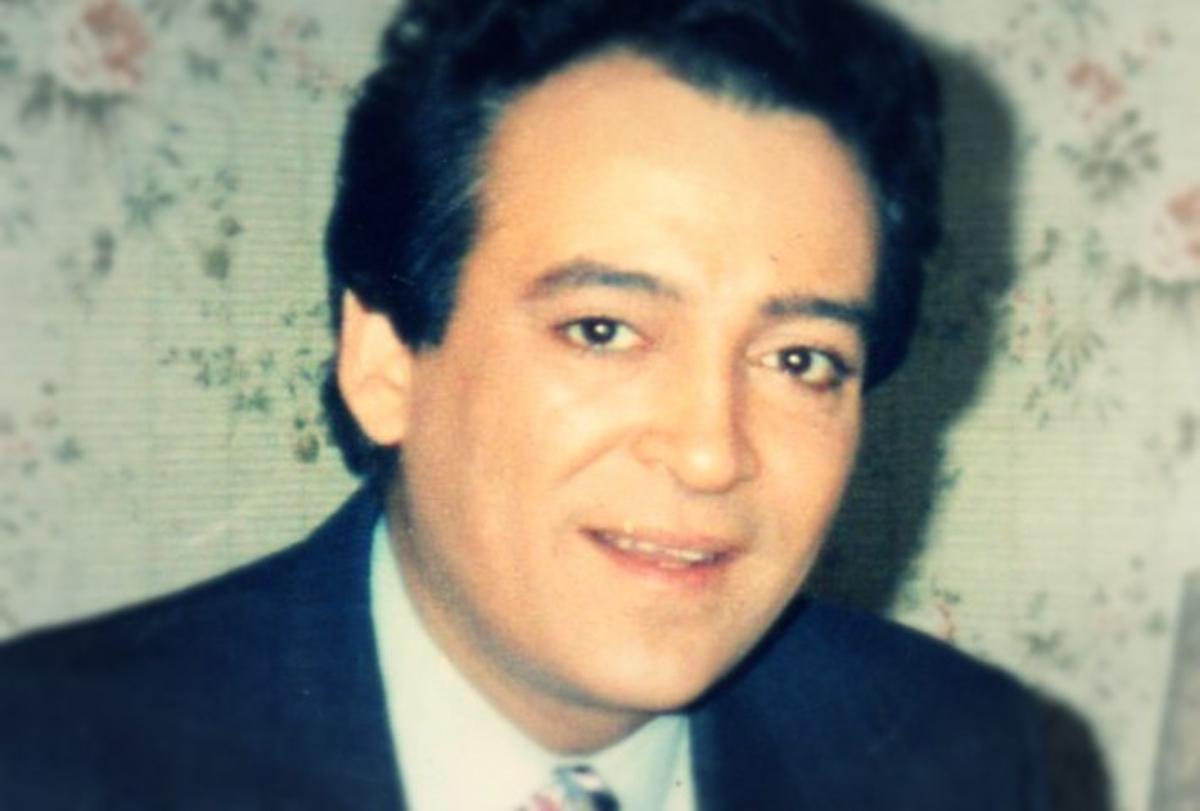 هل تتذكرون الفنان عماد رشاد؟ تعرفوا علي زوجته الفنانة المشهورة