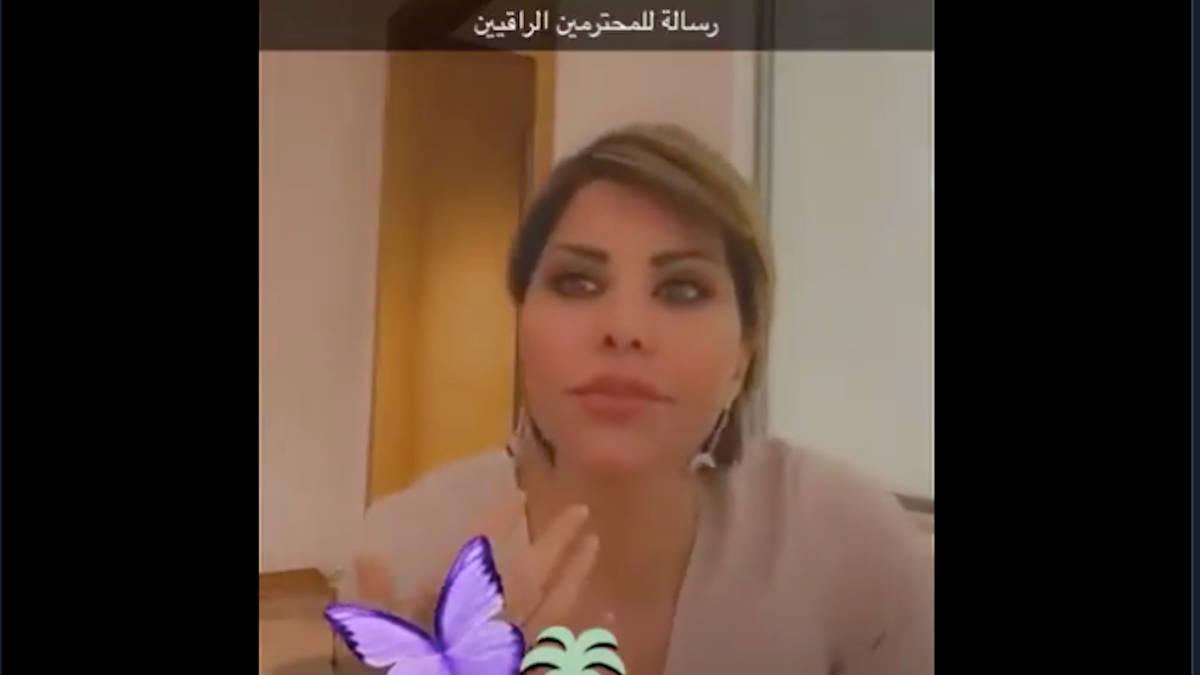 """شاهد.. شمس الكويتية تصف النسويات في السعودية بـ """"النعاليات""""!"""