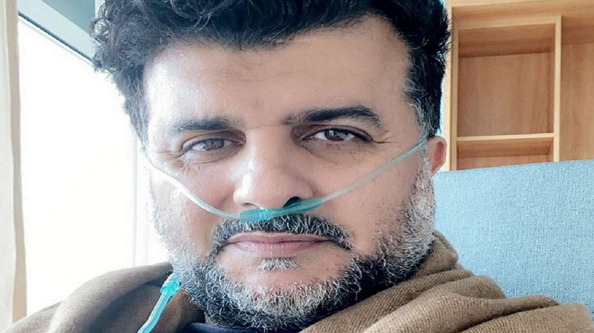 """حقيقة وفاة الفنان الكويتي """" مشاري البلام """""""