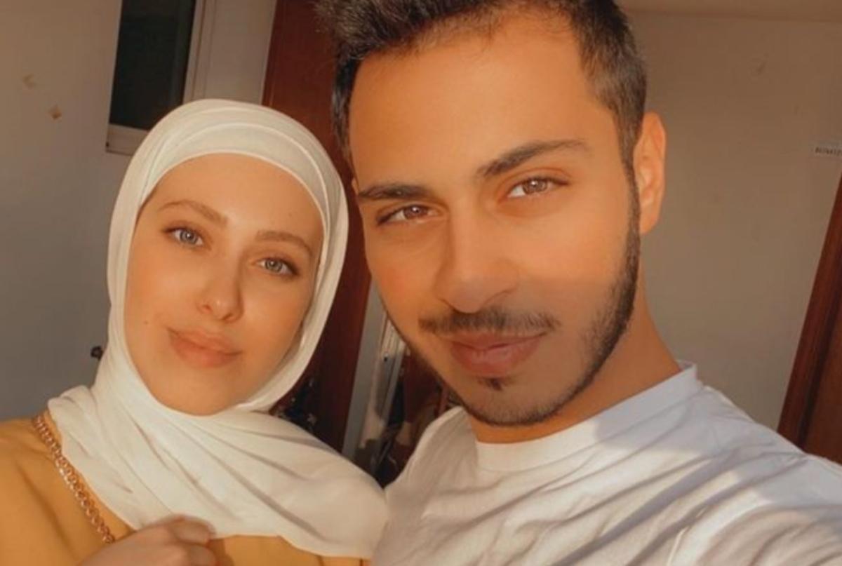 نور مقداد تنشر صورة قديمة لها من دون حجاب وزوجها الوليد يعلق – (شاهدها هنا)